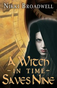 A Witch in Time Saves Nine51IhqLYGrpL