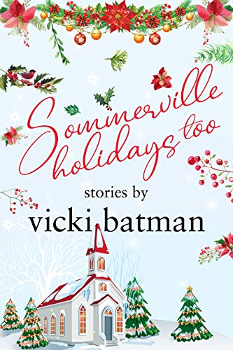 Love this! Heartwarming tales for the holiday season. Grab a cuppa and read… #novella #christmasbooks #holidayseason #contemporary @VickiBatman