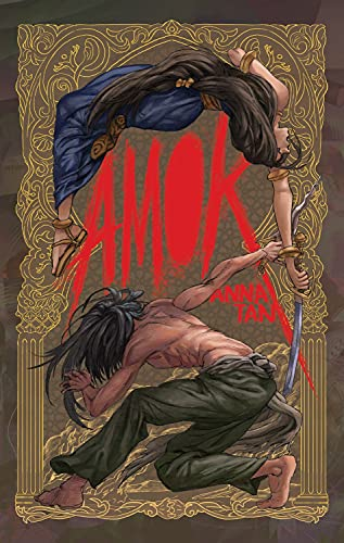 Here's a coming-of-age fantasy book for those who love YA novels. AMOK by @natzers sounds fab! #fantasy #YA #comingofage #asian