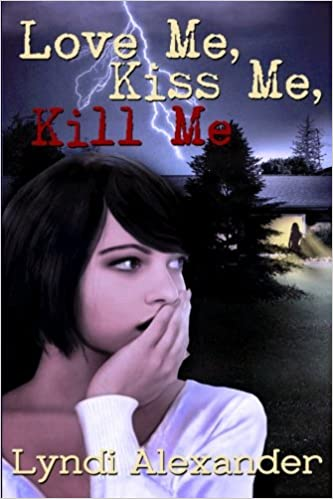 The title says it all! Love me, Kiss by, KILL ME by @AlexanderLyndi. Can't wait to add this to my #tbr list! #paranormal #fantasy #bookstore #bookstoread
